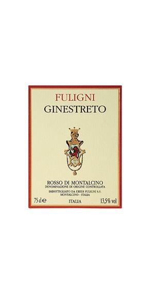 Rosso di Montalcino DOC – Ginestreto – 2009
