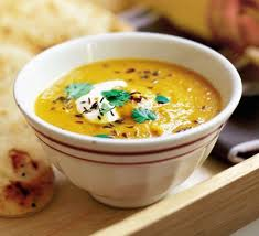 Spiced Vegetable & Lentil Soup