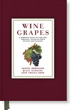 G is for Grapes, Wine Grapes