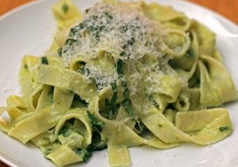 Jamie's Lemon & Basil Pasta