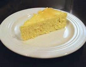 Savoury Goat's Cheese Cheesecake