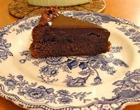 Chocolate Marsala Cake