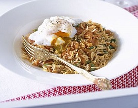 Smoked Salmon Kedgeree